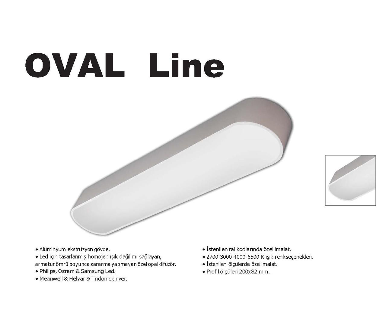OVAL Line
