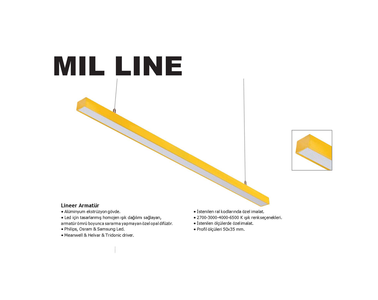 MIl Line