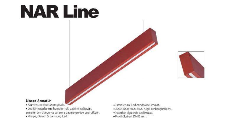 NAR Line