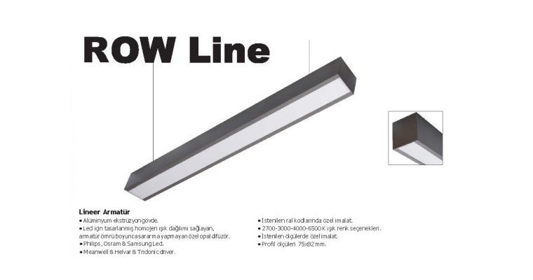 ROW Line