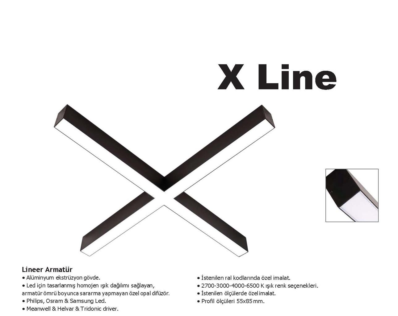 X Line
